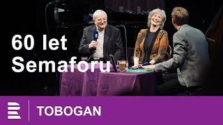 Tobogan Speciál k 60. výročí Semaforu s Jiřím Suchým a Jitkou Molavcovou
