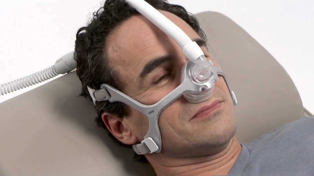 Correcting mask leaks for the Wisp nasal mask  Philips