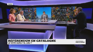 Référendum en Catalogne : le vote aura-t-il lieu ?