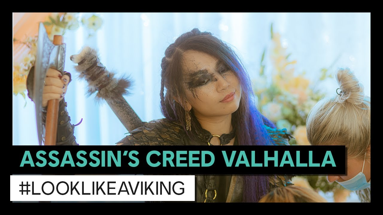 ASSASSIN'S CREED VALHALLA – Look like a Viking! mit @Kiko und @GongBao | Ubisoft