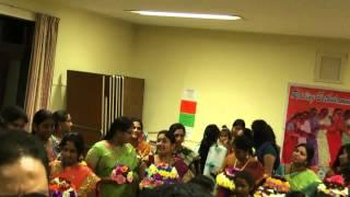 Batukamma 2013 Celebrations Reading Earley