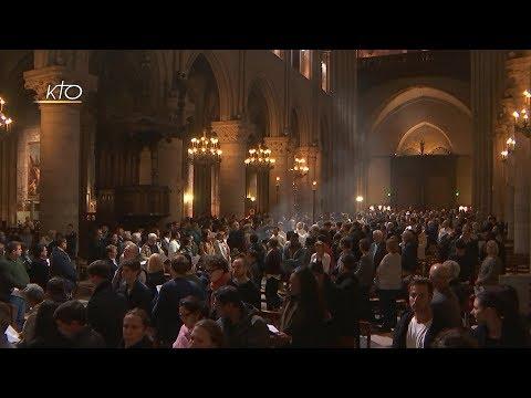 Messe du 1er octobre 2017