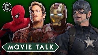 Marvel Cinematic Universe Fantasy Draft - Movie Talk