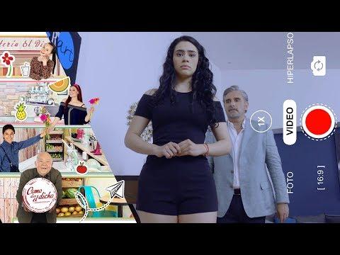 Fabiola Graba El Acoso Laboral Que Sufre | Una Buena Capa... | Como Dice El Dicho