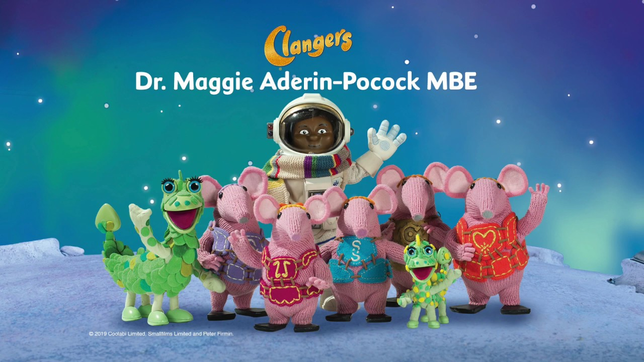 Image result for moon landing anniversary clangers episode