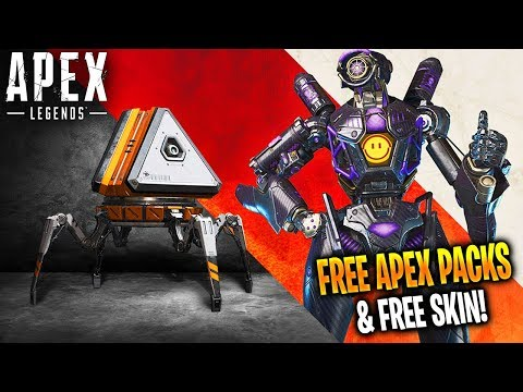 How To Claim FREE Apex Packs And Pathfinder Skin! - Apex Legends PRIME LOOT