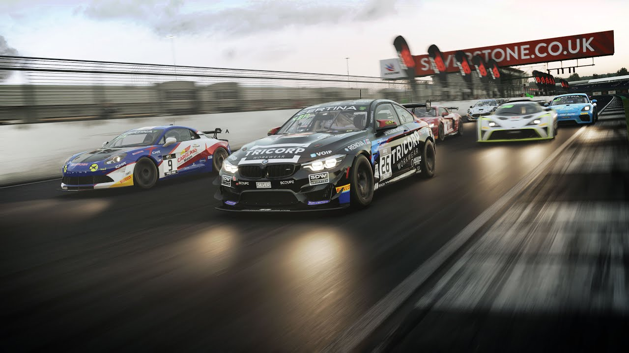 Assetto Corsa Competizione GT4 Pack DLC Launch Trailer