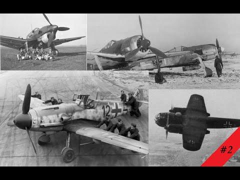 Wojna PLM #2 Luftwaffe atakuje - FW 190, BF 109, Do 217 i Stuka