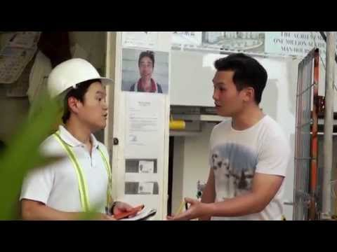 Working in Singapore Ep 1 (English)
