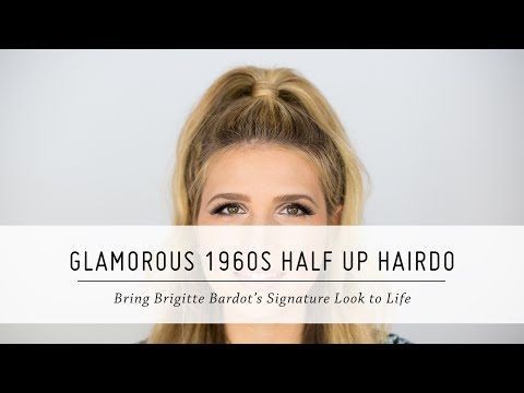 glamorous-1960s-half-up-hairdo-|-brigitte-bardot-inspired-|-retro-hair-tutorial-|-mr-kate