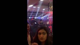 جيناك بهاية - النجمة رحمة رياض في حفل مدينة سان دييغو بولاية كاليفورنيا الامريكية