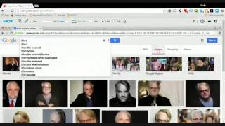 "Google ""Search"" Music Video: CeeLo Green ""Robin Williams"""
