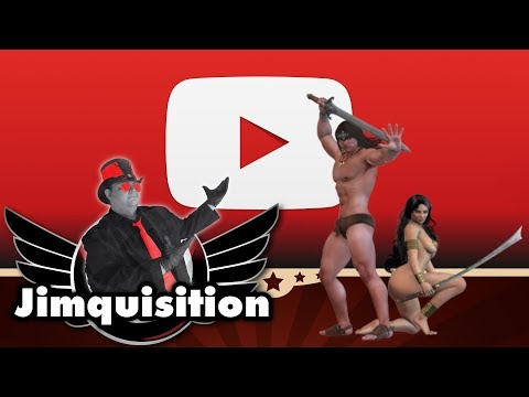YouTube Has A YouTube Problem (The Jimquisition)