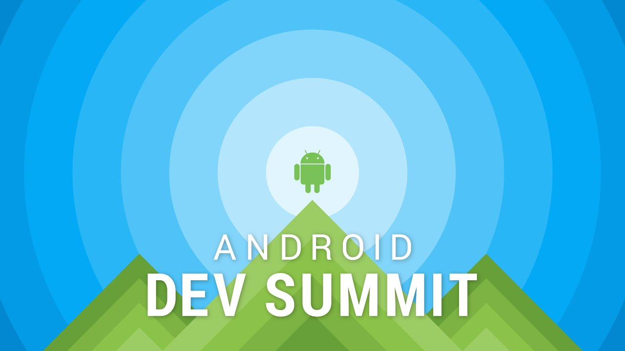 Image result for Android Dev Summit