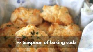 Red Lobster Garlic Cheese Biscuits (Light) SECRET RECIPE -- Revealed!!!