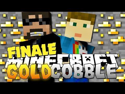 Generate Minecraft: GOLD COBBLESTONE MODPACK | COBBLE BURN?! [FINALE] Pics