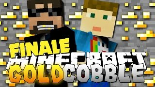 Minecraft: GOLD COBBLESTONE MODPACK | COBBLE BURN?! [FINALE] thumbnail