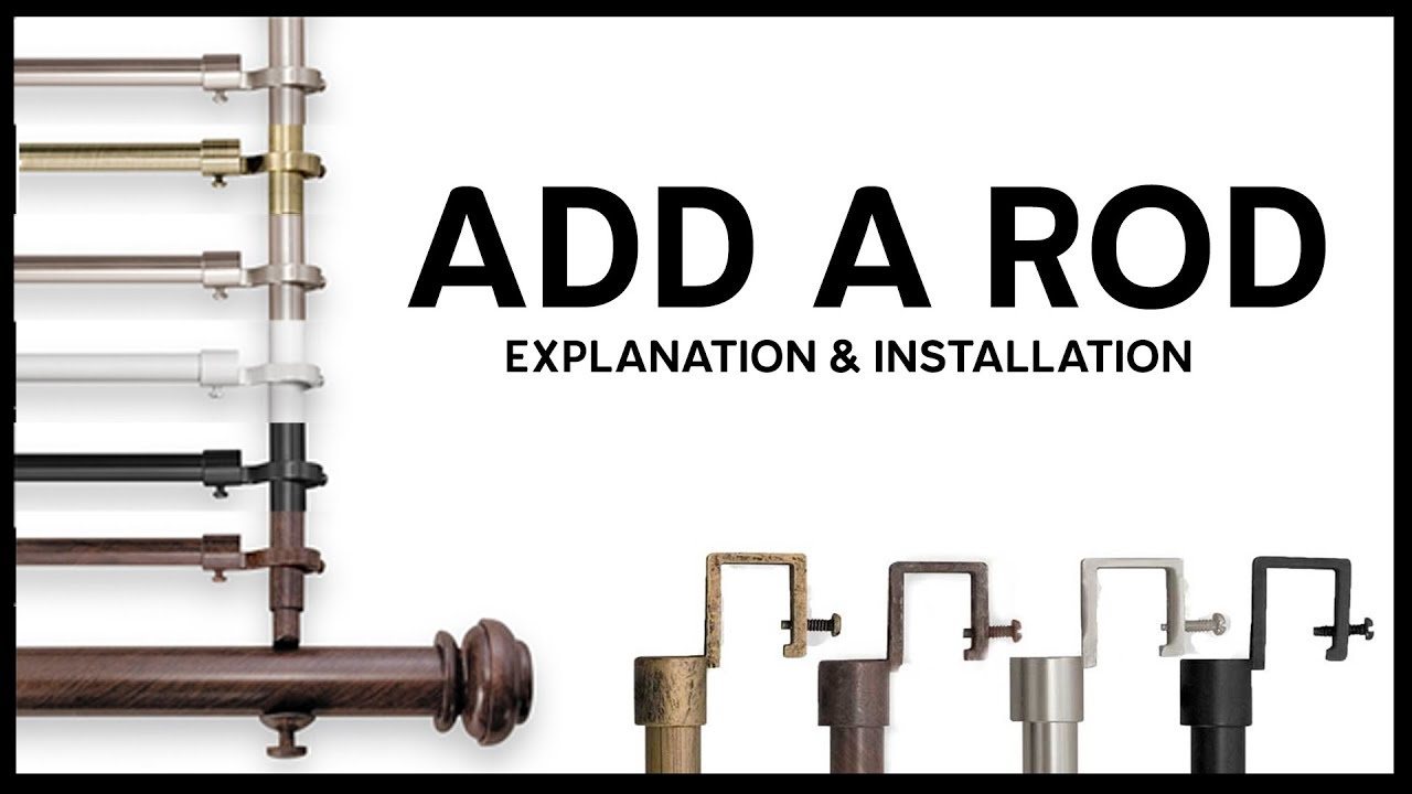how to install add a rod by source global
