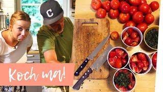 Eigene Tomaten in Dosen einkochen mit Christoph | Koch ma!