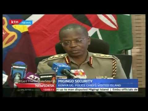 Special police unit from both Kenya and Uganda set to man Migingo island