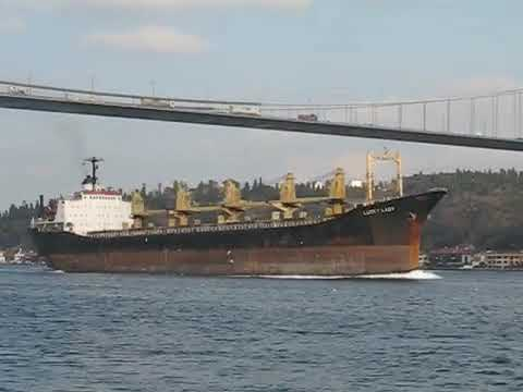 Bulk Carrier Lucky Lady