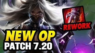 STERAKS REWORK! New OP CHAMPS IN 7.20 - Biggest Changes (League of Legends)