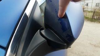 Plasti Dip после 8 месяцев на авто !!! Хонда аккорд и жидкая резина