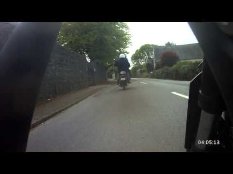 Trifest Guernsey May 3 2015 Triumph Motorcycles TOMCC Island rideout Part 2