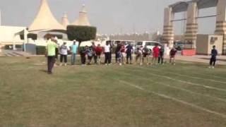 Al-Jazeera Academy Teachers Race ! 2011-2012