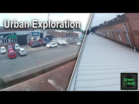 Urban Exploration: Lichfield
