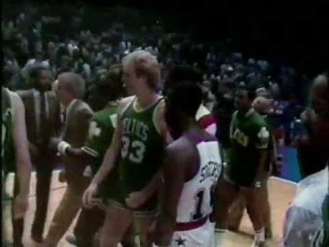 Jeff Ruland (30pts/15rebs/8asts) vs. Celtics (1984 Playoffs)