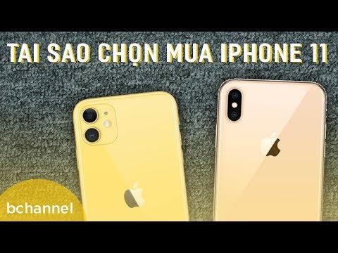 Tại sao bạn nên chọn iPhone 11 thay vì iPhone XS MAX?