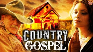 Relaxing Old Country Gospel Songs With Lyrics 2021 Playlist - Christian Country Gospel Songs Medley