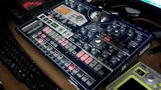 KORG Electribe MX KORG Kaoss Pad 3 KORG Kaossilator Voice : VOCALOI...