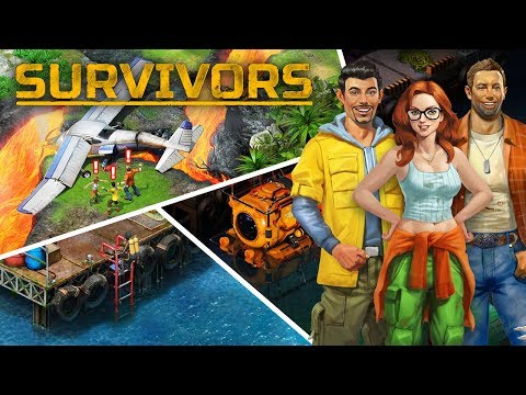 Survivors: the Quest® for Google Play, August 2019