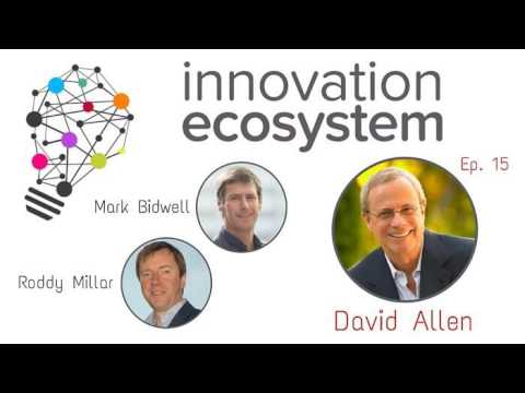 Creating Space, Getting Altitude and Mitigating Against the Stress of Opportunity with David Allen