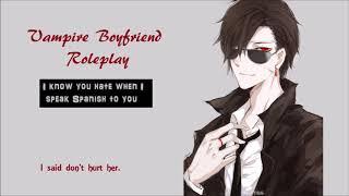 Vampire Boyfriend Blood Born