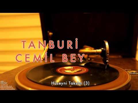 Tanburi Cemil Bey - Hüseyni Taksim (3) [ Külliyat © 2016 Kalan Müzik ]
