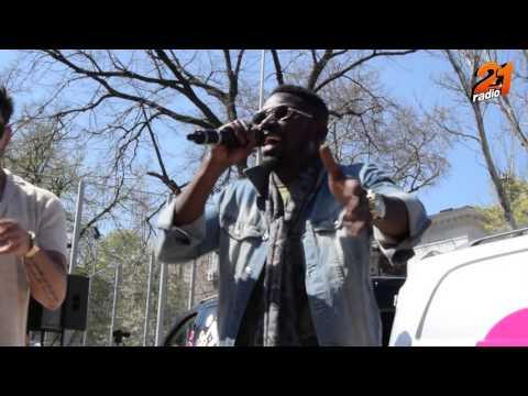 Connect-R feat. Obie - Freestyle LIVE la Scoala Centrala