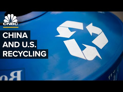 Why China Stopped Buying U.S. Recycling