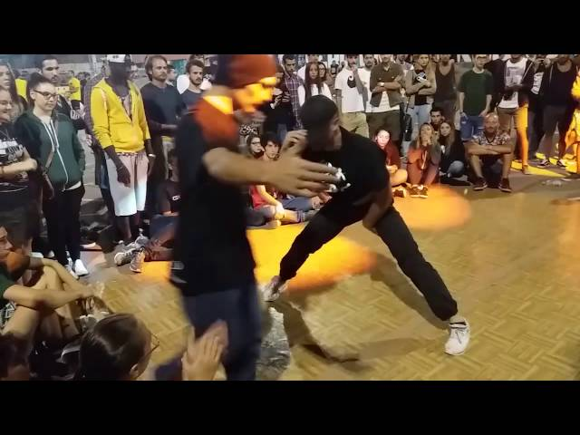 Nugò vs Rubio @N2 Battle 2016