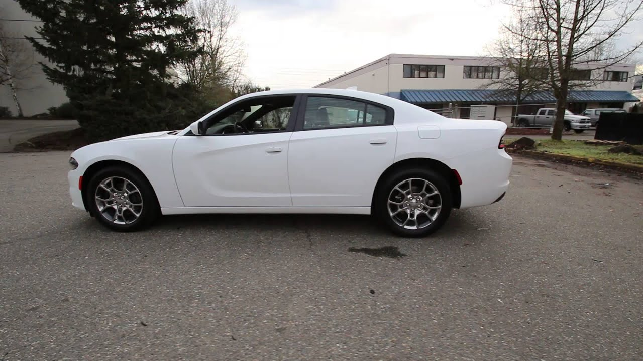 2015 dodge charger sxt awd ivory pearl fh746205 redmond seattle youtube. Black Bedroom Furniture Sets. Home Design Ideas
