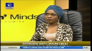 Being Married Has Helped Me In So Many Ways – Omoni Oboli. PT2