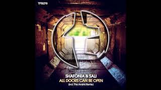 Shafonia & Sali – All Doors Can Be Open (The Avains Remix)
