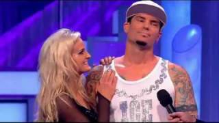 VANILLA ICE - DANCING ON ICE 2011 - ICE ICE BABY