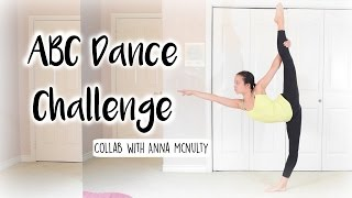 ABC Dance Challenge  Collab with Anna Mcnulty