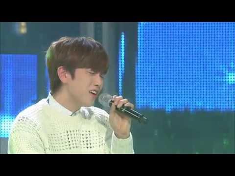 B1A4 사랑 그땐 쇼챔피언 92회 / When In Love / ビーワンエーフォー 愛 あの時は / 戀愛的時候
