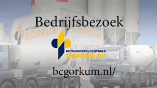 Bedrijfsbezoek Betonmortelcentrale Gorinchem