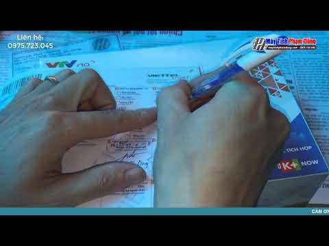Hướng Dẫn Gửi Hàng Hóa - Bưu Phẩm Qua Viettel Post - Business Computer