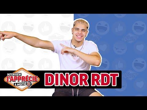 Youtube: Interview – J'apprécie à moitié avec Dinor Rdt #20